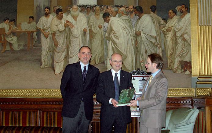 Il senato della repubblica italiana for Senato della repubblica